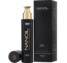 Nanoil olje for alle hårtyper